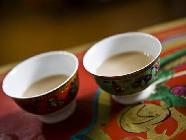 Butter Tea, pic courtesy Serious Eats