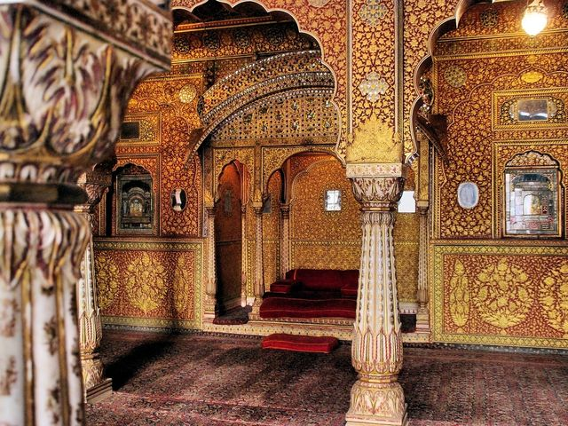 Palaces of Jaisalmer