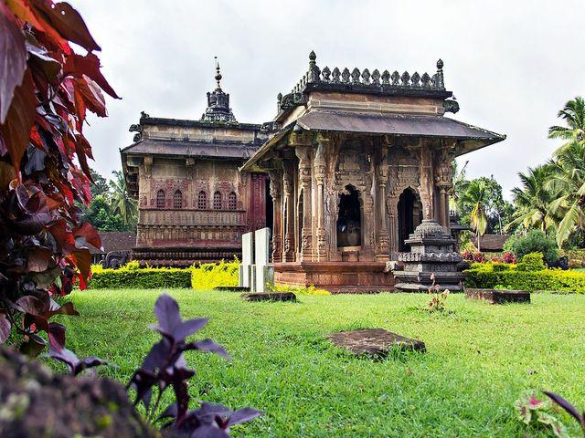 Temple at Ikkeri
