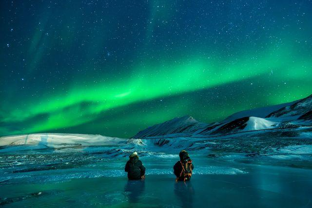 Five best places to see the northern lights